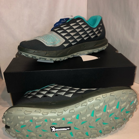 new product d0f16 d90dc Under Armour Fat Tire 3 Trail Running Shoe